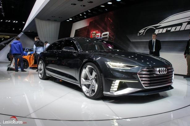 Audi Prologue Avant Concept : la plus belle étude de style de Genève 2015…