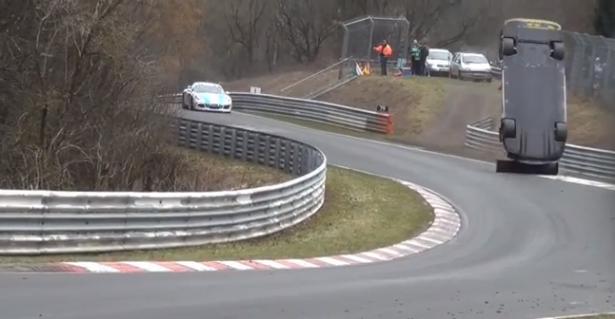 VLN : accident tragique au Nürburgring (vidéo)