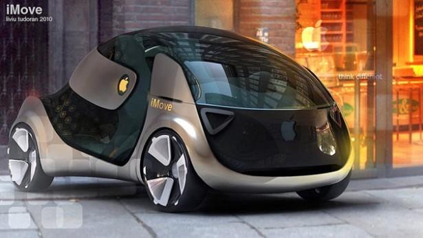 Apple iCar : pas avant 2020