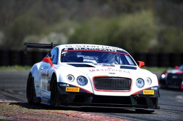 BENTLEY-TEAM-HTP-BENTLEY-CONTINENTAL-GT3-OLIVIER-LOMBARD-JULES SZYMKOWIAK-NOGARO-2015