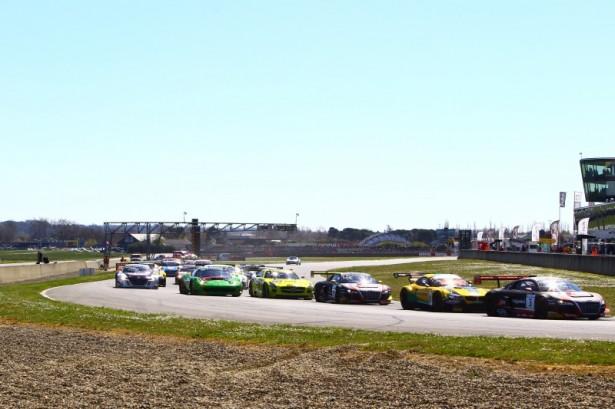Blancpain-gt-series-nogaro-sprint-series-championship-race