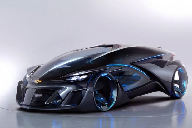 Chevrolet FNR Concept : l'Alien automobile !