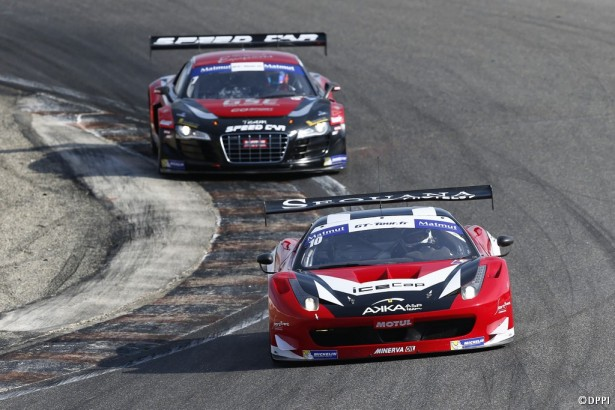 AUTO - GT TOUR LEDENON 2015