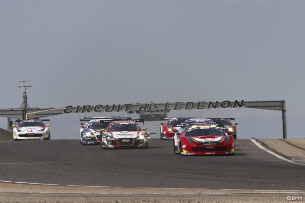 GT Tour : victoire Ferrari à Lédenon !