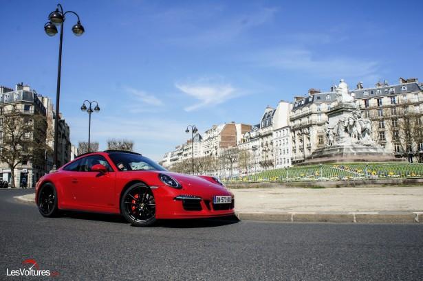 Porsche 911 Carrera 4 GTS : la meilleure 911 ?