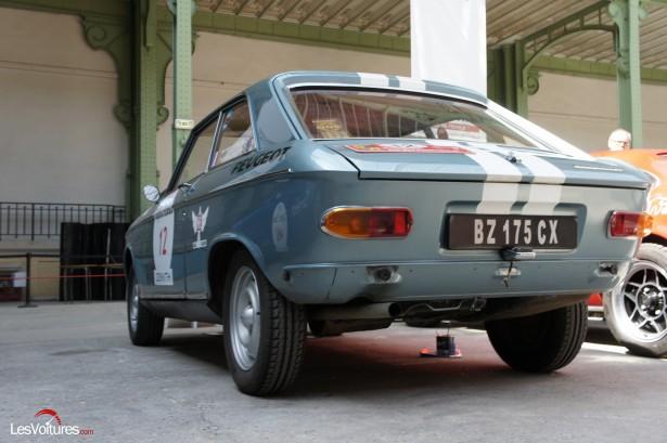 Peugeot 204 : un tour d'honneur pour ses 50 ans…