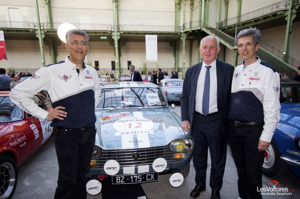 Tour Auto 2015 : l'exposition du Grand Palais en photos !