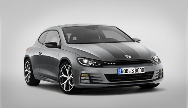Volkswagen Scirocco GTS : une renaissance de 220 chevaux…