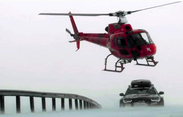 Vidéo : l'Audi RS 6 Avant DTM de Jon Olsson à l'attaque sur la neige !