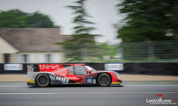 24-Heures-du-Mans-2015-Hours-of-le-test-day-journee-test-THIRIET-BY-TDS-RACING-Oreca-05-Nissan-lmp2