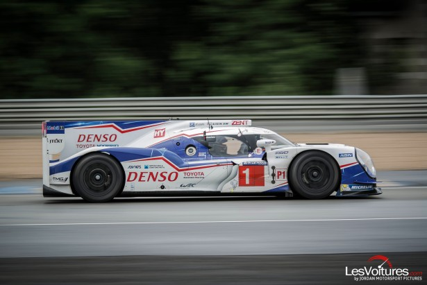 24-Heures-du-Mans-2015-Hours-of-le-test-day-journee-test-ts040-Hybrid-1-piste