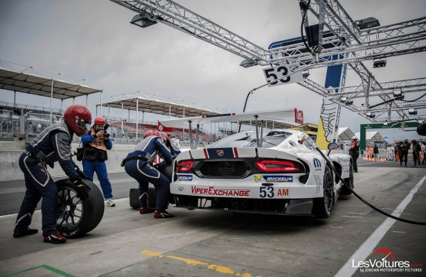 24-Heures-du-Mans-2015-Hours-of-le-test-day-journee-test-viper-stand