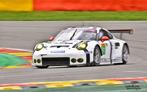 FIA-WEC-6-Hours-of-Spa-2015-Porsche-911-RSR