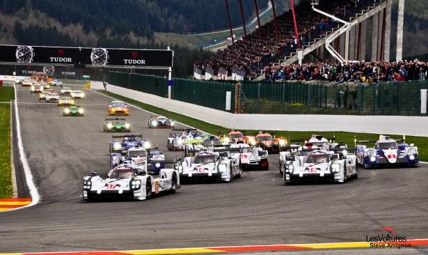 FIA WEC : retour en photos sur les 6 Heures de Spa-Francorchamps…