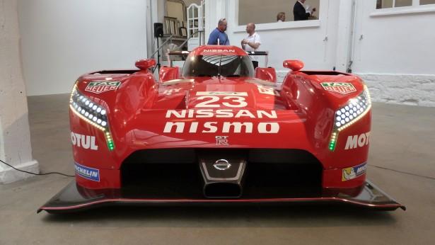 24 Heures du Mans : 345 km/h annoncés pour la Nissan GT-R LM NISMO !