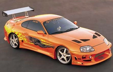 Fast and Furious : la Toyota Supra de Paul Walker vendue 185 000 dolla...