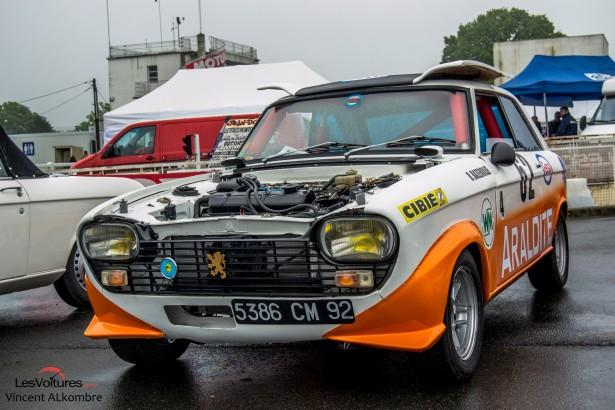 Peugeot 204 : la fête continue sur l'Autodrome de Linas-Montlhéry…