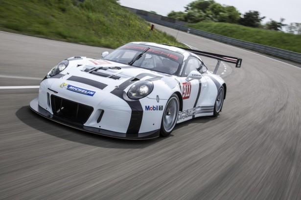 Porsche 911 GT3-R : la nouvelle arme des circuits dévoilée !