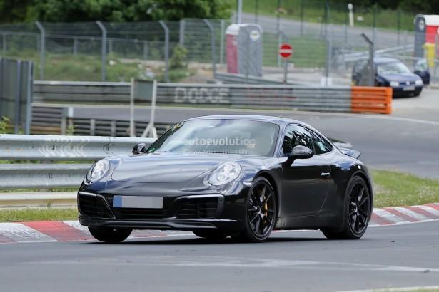 Porsche 911 : le facelift 2016 se révèle déjà dans tous les détails !