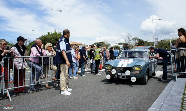 Vidéo : les aventures de la Peugeot 204 Coupé lors du Tour Auto 2015 !