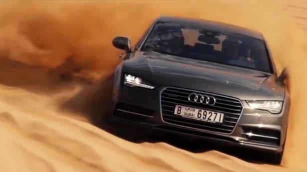 Vidéo : l'Audi A7 Sportback à l'attaque des dunes de Dubaï !