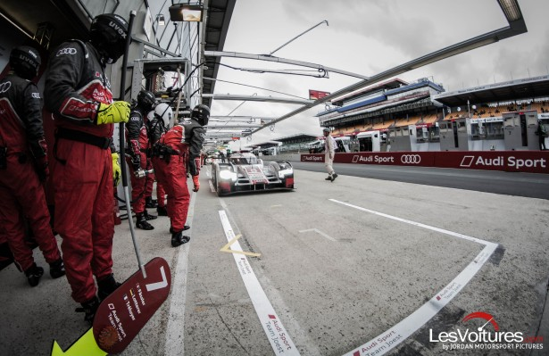 24-Heures-du-Mans-Test-day-2015-stand-audi-pit-lane