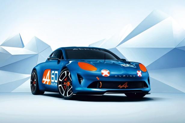 alpine le concept car c l brations d oit au mans les voitures. Black Bedroom Furniture Sets. Home Design Ideas