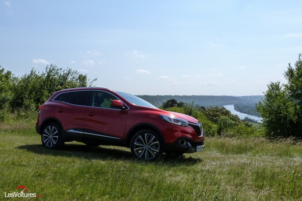 Renault Kadjar : l'outsider racé en puissance, essai…