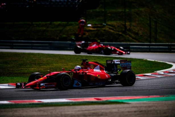 F1 : GP de Hongrie : Sebastian Vettel en maître à Budapest !