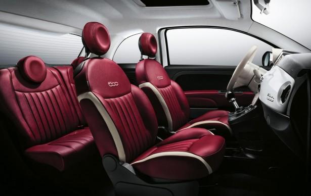 Fiat 500 : encore plus de style pour la version 2015 ...