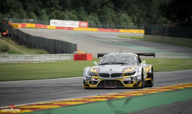 24 Heures de Spa : Marc VDS Racing enfin victorieux avec la BMW Z4 GT3 !