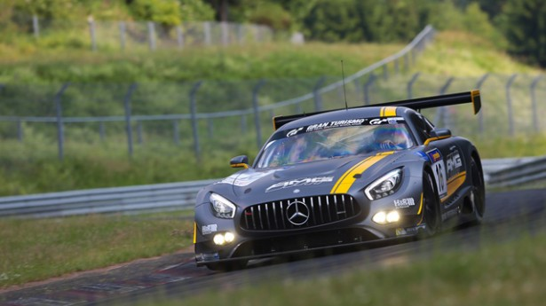 Vidéo : la Mercedes-AMG GT3 déjà en course au Nürburgring !