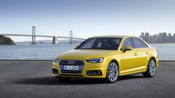 Audi A4 : cure d'amaigrissement et de rajeunissement !