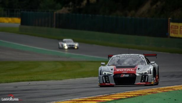 24 Heures de Spa : Frank Stippler décroche la pole pour Audi Sport Team WRT !