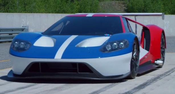 Vidéo : le shakedown de la Ford GT GTE !