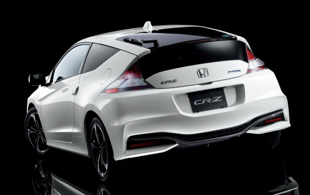 honda cr z un restylage pour patienter les voitures. Black Bedroom Furniture Sets. Home Design Ideas