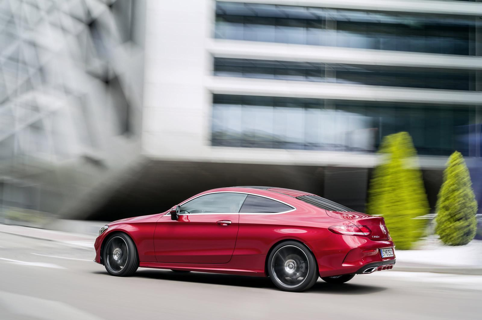 Mercedes Classe C Coup Ef Bf Bd  Amg Black Serie Chevaux