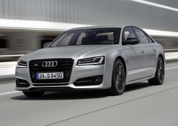 Audi S8 plus : 605 chevaux et le style qui va avec !