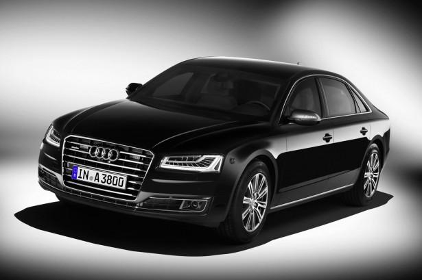 Audi A8 L Security : la limousine à haute sécurité !