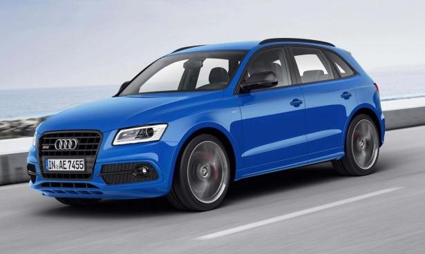 Audi SQ5 TDI plus : le SUV s'offre un puissant upgrade !