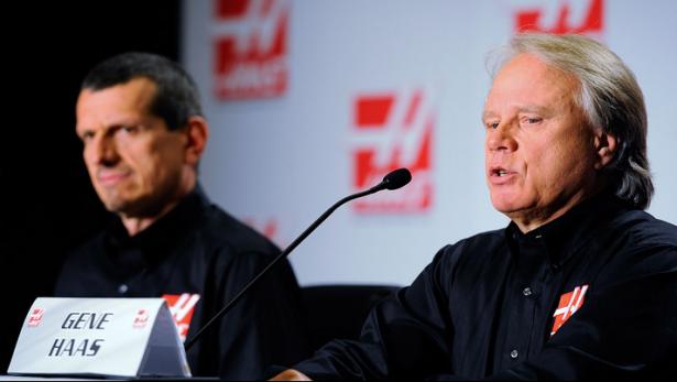 Haas-f1-team-Guenther Steiner-gene-haas