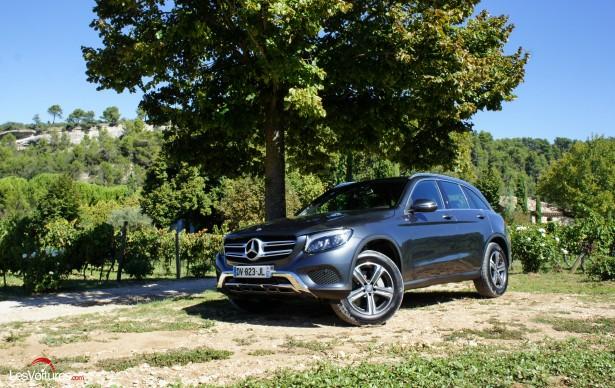 Mercedes-Benz GLC : pour faire oublier le GLK, essai…