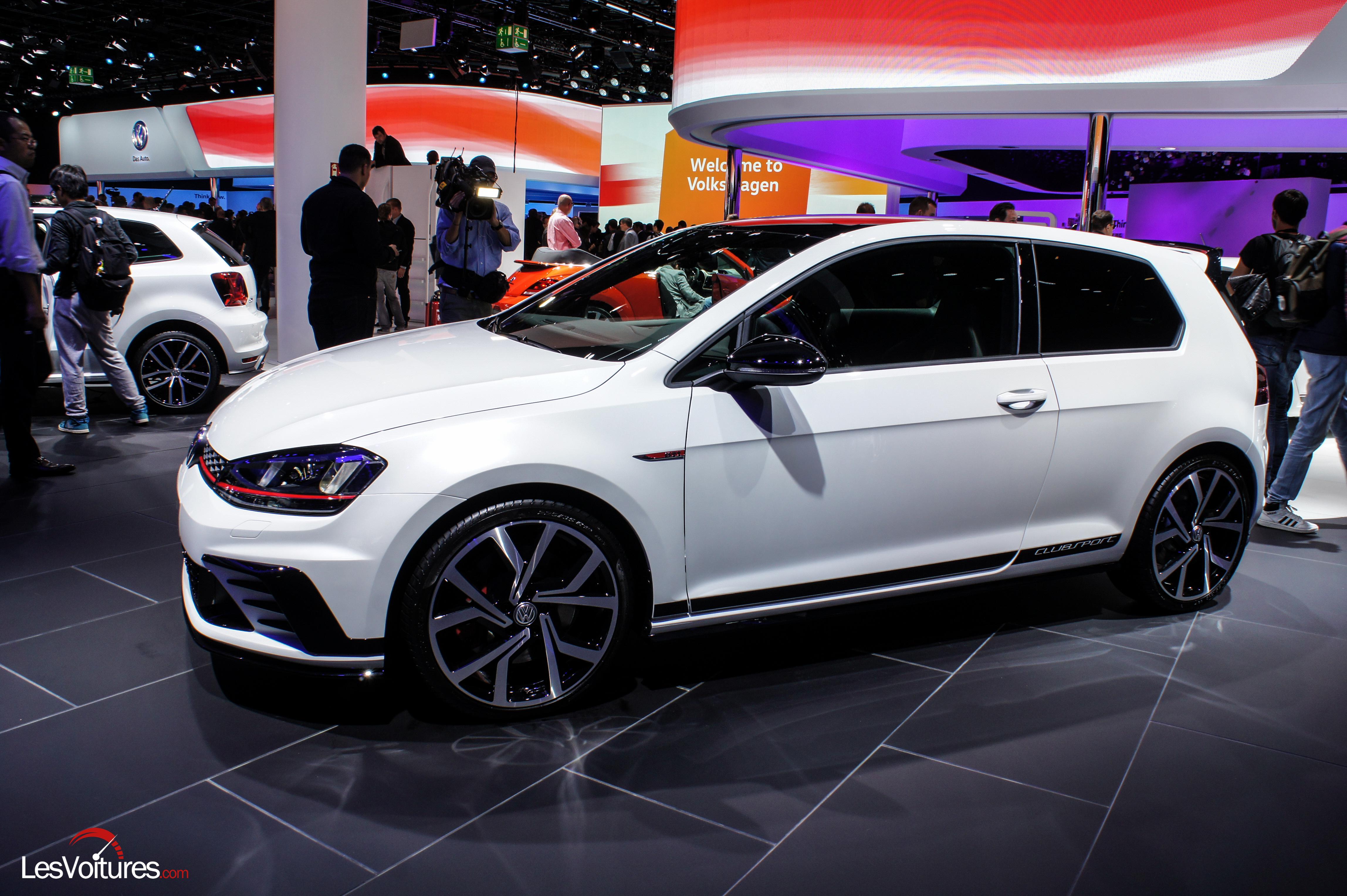 salon francfort 2015 automobile 82 volkswagen gti clubsport les voitures. Black Bedroom Furniture Sets. Home Design Ideas