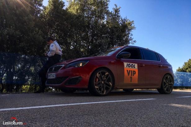 Peugeot 308 GTi by Peugeot Sport : une fin du Tour de Corse forte en émotion !