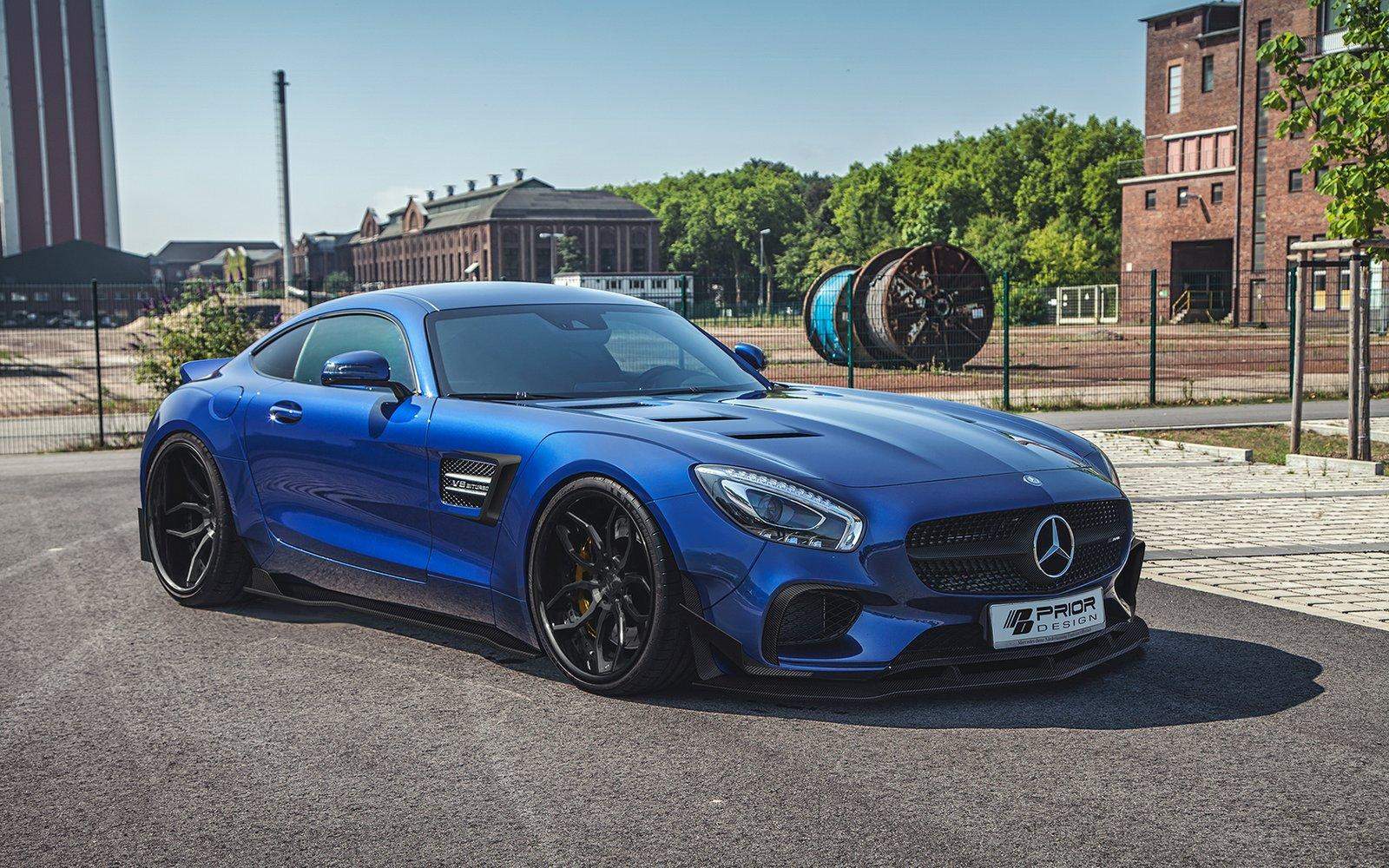 mercedes amg gt s m chamment m tamorphos e pas prior design les voitures. Black Bedroom Furniture Sets. Home Design Ideas