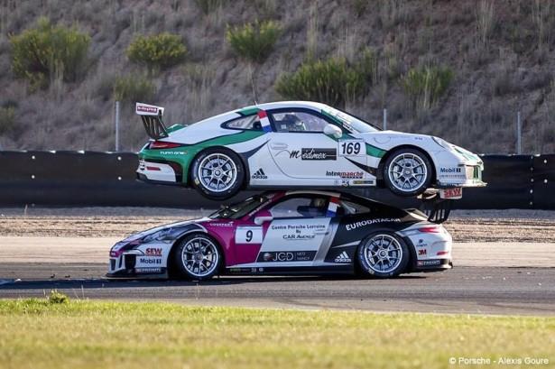 Porsche Carrera Cup France : cabriole espagnole