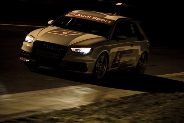 Audi Endurance Expérience 2015 : la marque aux anneaux transforme ses clients en pilotes d'endurance !