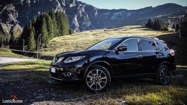Nissan X-Trail : le moteur DiG-T essence de 163 ch débarque au catalogue du SUV !