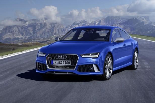 Audi RS 6 Avant et RS 7 Sportback : puissance en hausse, 605 chevaux !