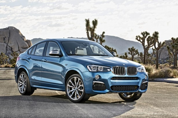 BMW X4 M40i : le SUV coupé grimpe à 360 chevaux !